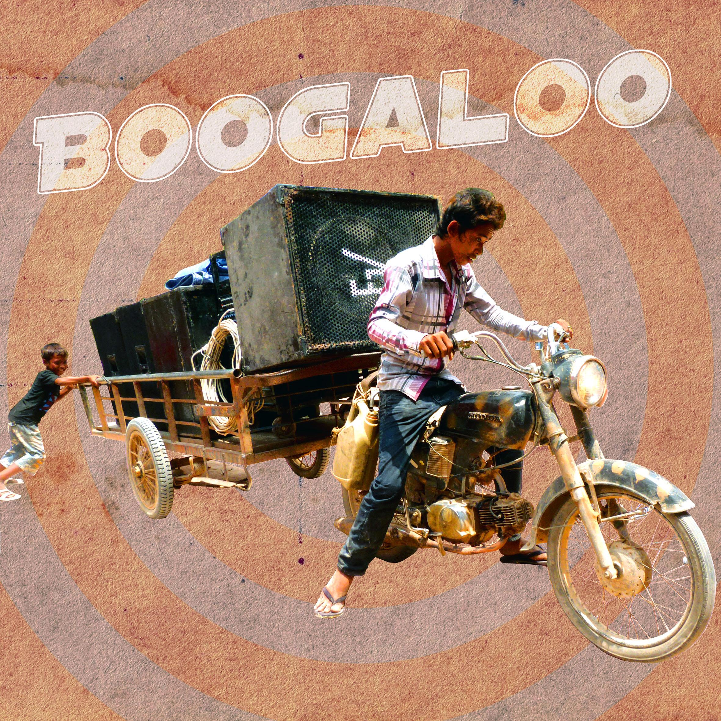 Booga Wagon