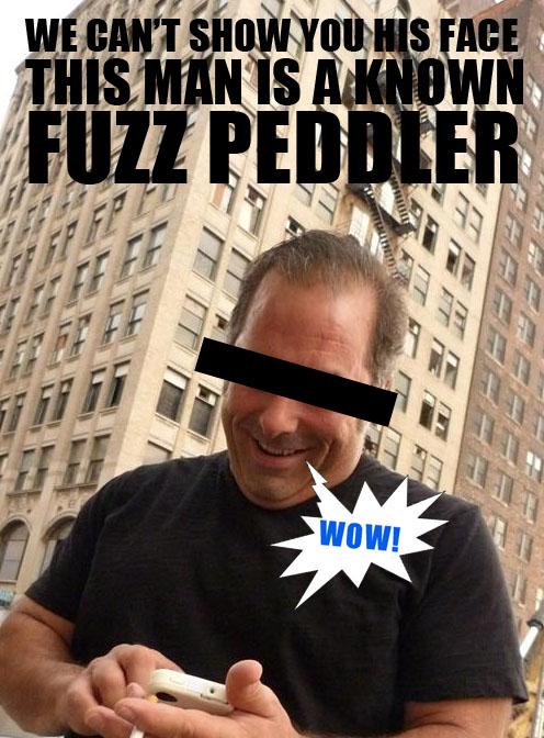 Known Fuzz Peddler