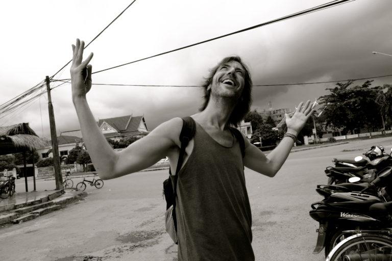 The Road to 60 Road Studios: Album Recording in Siem Reap