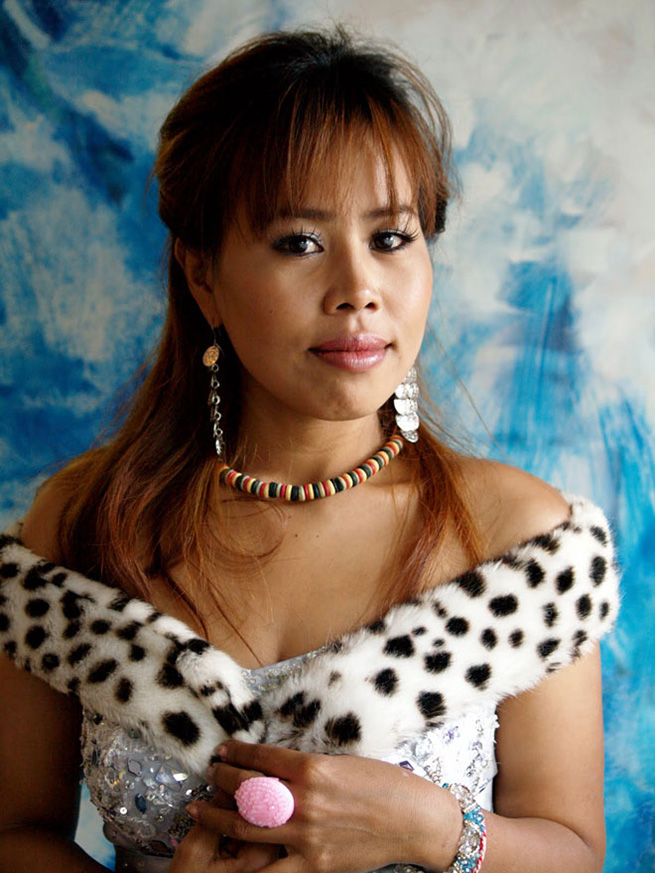 Kak Channthy speaks with Cassie Ching on Love, Songs and Cows