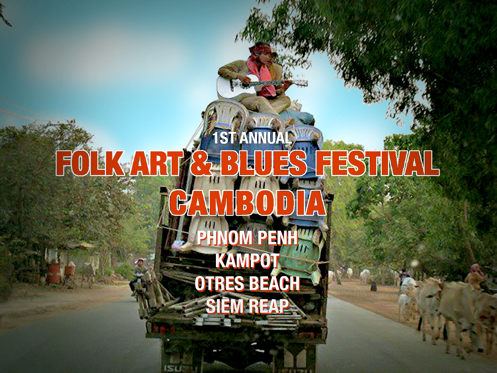 IntroducingFOLK ART & BLUES FESTIVAL