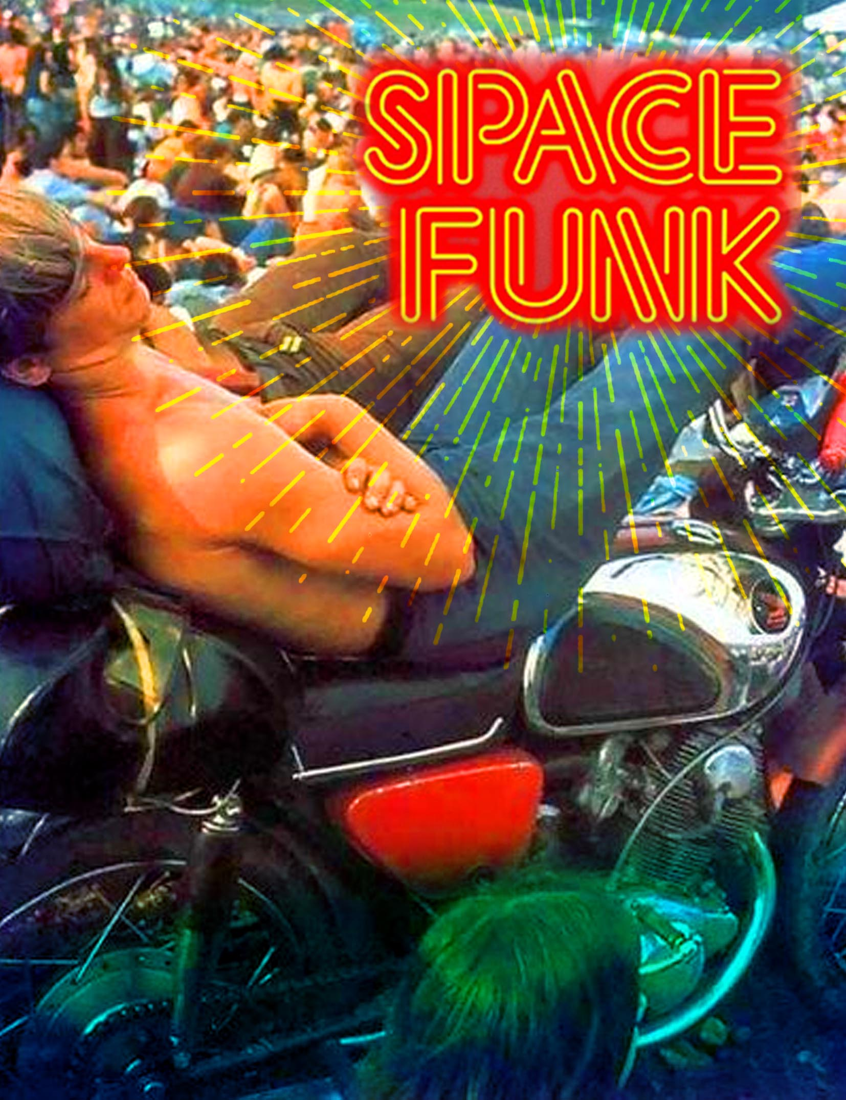 SPACE FUNK! FROM THE HUNTER RIVER TO HALIFAX